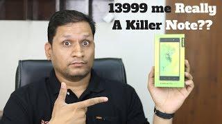 Lenovo K8 Note   The Real Beast???
