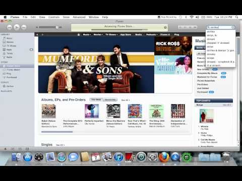 How to buy a song on itunes