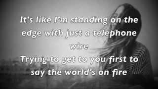 Sara Bareilles - Islands Lyrics (HD)