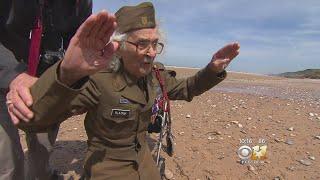 Return To D-Day: Sgt. Maj. Robert Blatnik