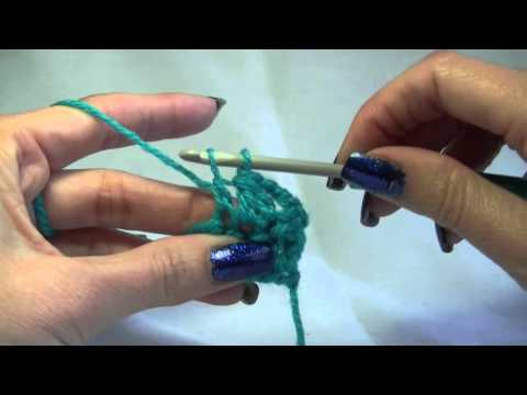 Treble Decrease - Crochet Lesson 12 - AUS/UK Terminology
