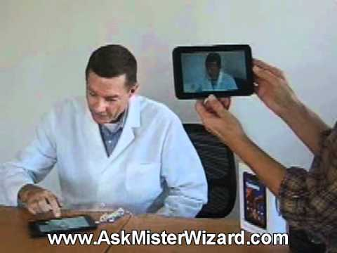 Skype Video On Android, Part 2 of 3 by AskMisterWizard
