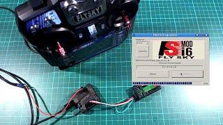 ibus2ppm fs-ia6b for amp 2 6 using arduino nano - PakVim net