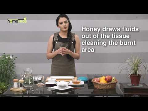 Treat Burns With Cold Tea Bags - Homeveda Remedies