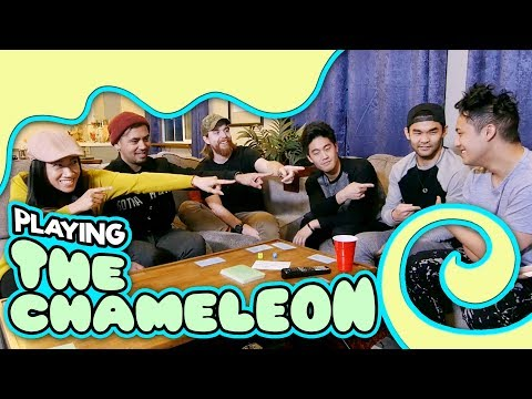 Playing The Chameleon Game!