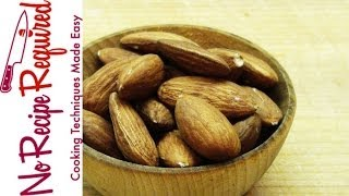 How To Toast Almonds Noreciperequiredcom
