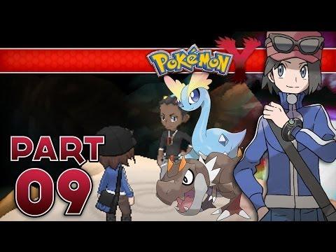 Pokemon Y - Pokemon Y : Part 9 : Cyllage City Gym