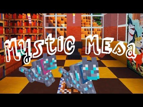 MY DIAMOND DOGS - MYSTIC MESA MODDED MINECRAFT