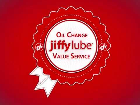 Oil Change - Jiffy Lube - Value Service