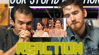 Ghar More Pardesiya | Kalank | Alia Bhatt | Song Reaction