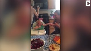 Gender Reveal Goes Seriously Wrong When Big Sister Bursts Into Tears