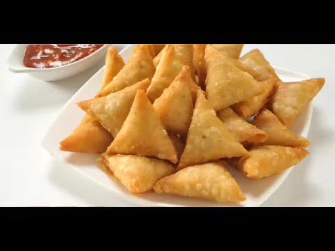 Easy Aloo samosa recipe