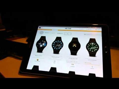 Samsung Gear S2: How to Create Custom Watch Faces