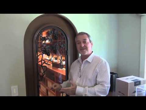 Wine Cellar Doors for Sale   Custom Cellars Construction Contractor