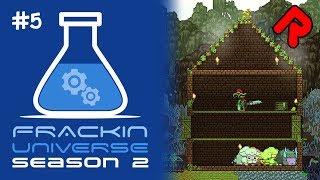 Starbound - Frackin' Universe - Item Network Guide - PakVim