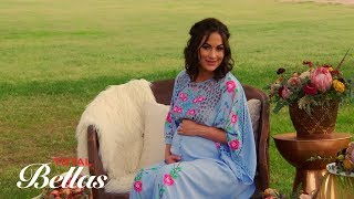 Brie Bella shares news with JJ and Lauren at her maternity photoshoot: Total Bellas, Sept. 27, 2017