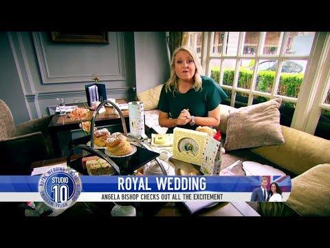 ROYAL WEDDING: Wedding Fever Sets In Windsor | Studio 10