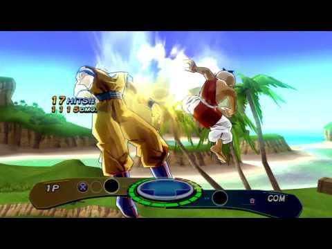 Dragon Ball Z Budokai 3 HD -  Uub / Monde du dragon