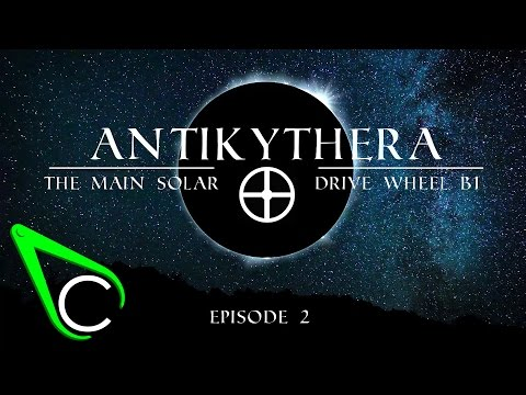 The Antikythera Mechanism Episode 2 - The Main Solar Drive Wheel B1.