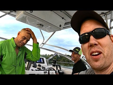Fishing with VIN DIESEL!!!!!! - Catfishing in Tennessee