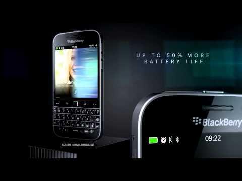 BlackBerry Classic é o novo smartphone da empresa
