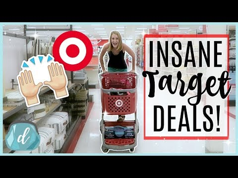 INSANE TARGET DEALS & CLEARANCE! 🎯 🙌 Must-see shop with me!