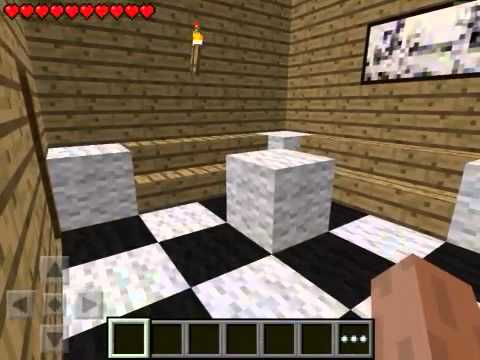 Minecraft PE: Modern Motel Tour