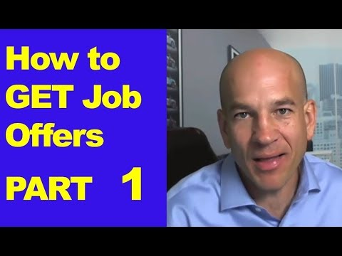 How to Get the Job Offer - Training Module 5