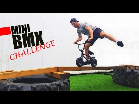 UN BMX COMPLÈTEMENT DINGUE !