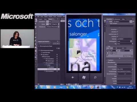 WP7 för Qt, iOS, Android - Introduktion till utvecklingsplattformen för Windows Phone, Del 1