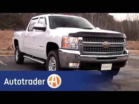 2007-2010 Chevrolet Silverado 2500HD - Truck | AutoTrader Used Car Review | AutoTrader