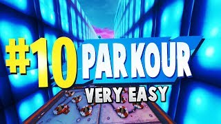 parkour map codes fortnite