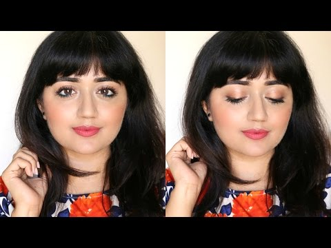 Easy Summer Makeup Look for Indian Skin   corallista