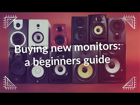 Buying New Monitors: A Beginners Guide