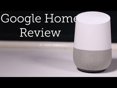 Google Home Review (AUSTRALIA)