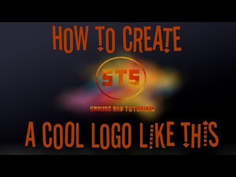 How to Create a Professional  Logo 2018 (2000 SUBSCRIBERS SPECIAL)