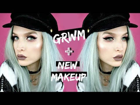 GRWM   Life Update   Play in New Makeup