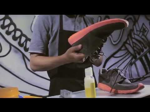 How to quick clean your shoe and sneaker