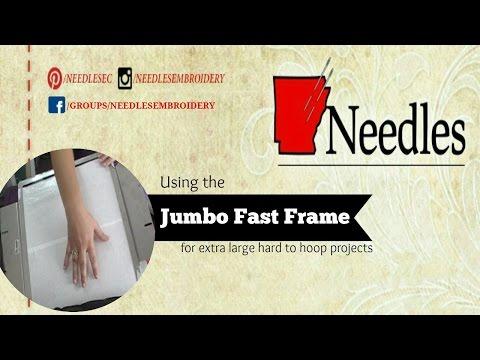 Using the Jombo Fast Frame