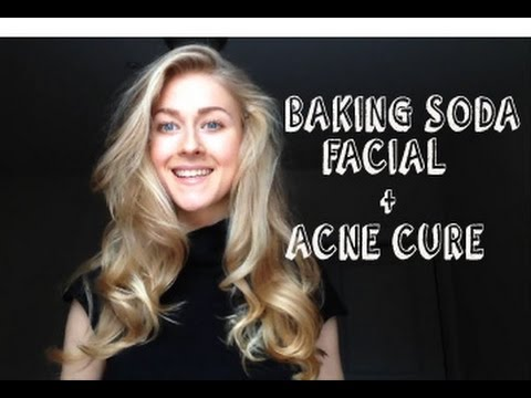 How to Ger Rid of Acne with Baking Soda Facial?