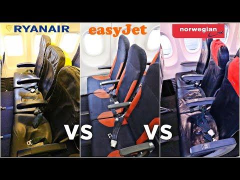 Ultimate Showdown: RYANAIR vs. EASYJET vs. NORWEGIAN | Which Airline Is Worst?