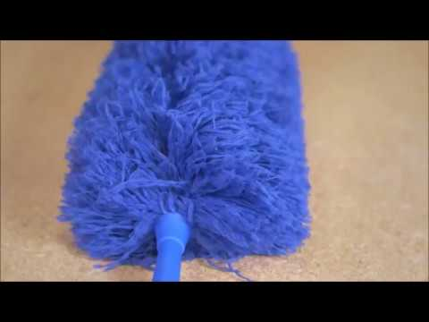 Microfiber Fluffy Duster    Janitorial Supply Company