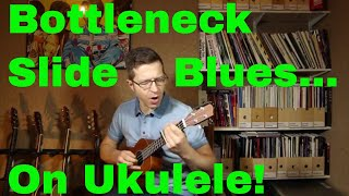 Download Rollin' & Tumblin' (Muddy Waters) Performed By Ukulele Teacher Cliff Smith Video