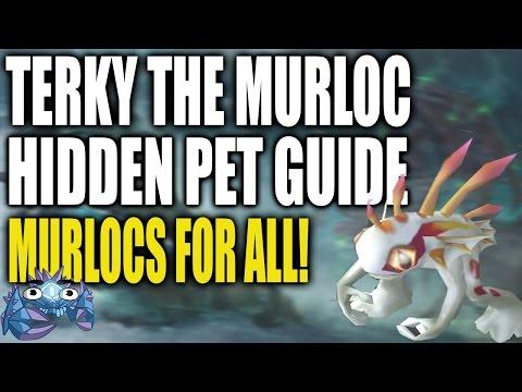 How To Get Terky The Murlock - Hidden Easter Egg Pet Guide