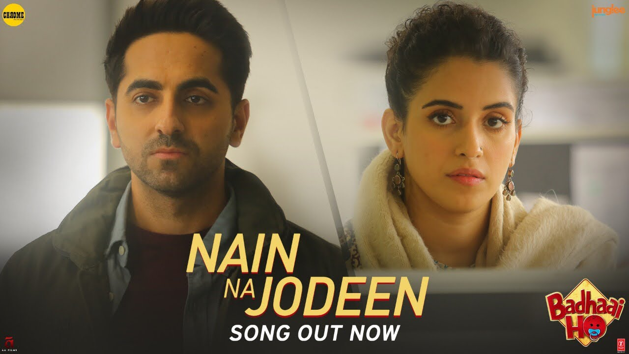 Download Nain Na Jodeen Video | Badhaai Ho| Ayushmann Khurrana| Sanya Malhotra| Rochak Kohli| Neha Kakkar MP3 Gratis