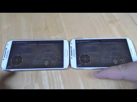 Samsung Galaxy S4: Google Play edition vs TouchWiz