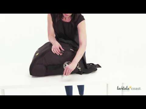 Larktale coast™ Travel Bag Instructions