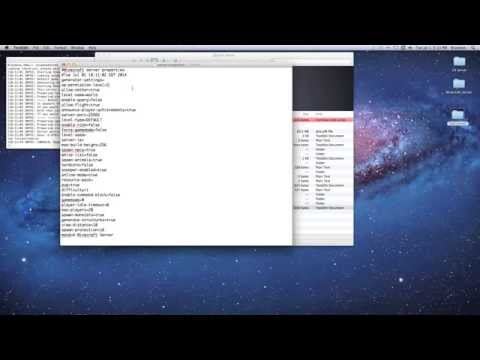How To Set Default Op Permission Levels And Op Yourself 1.9.2 Mac OS X Tutorial Minecraft
