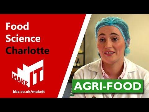 FOOD SCIENCE   Make It Into: Agri-food