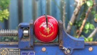 What's inside a Kookaburra Cricket Ball?